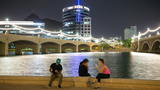 Tempe is hoping big upcoming projects on Tempe Town Lake give it a reputation of a mature and modern city.