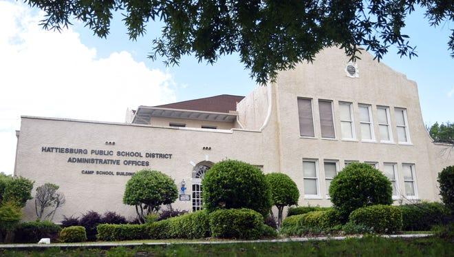Hattiesburg Public School District administrative offices