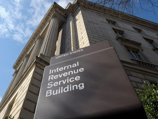 In this photo March 22, 2013 photo, the exterior of the Internal Revenue Service (IRS) building in Washington.