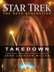Takedown book cover