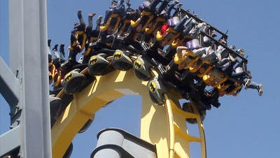 An email offering free tickets to Six Flags is a scam, officials say.