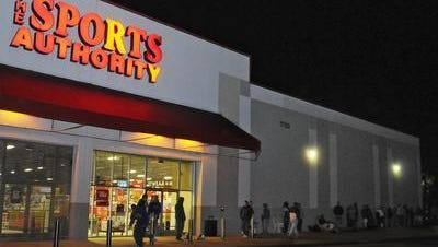 Sports Authority stores in Melbourne, on Merritt Island and in Viera will all close.