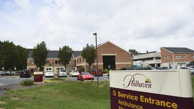 Philhaven's main campus at 283 S. Butler Rd. in West Cornwall Township.