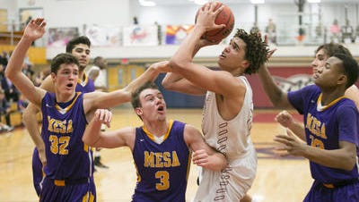 Junior swingman Timmy Allen will miss the first nine basketball games at Mesa Red Mountain after transferring from Mesa Desert Ridge.