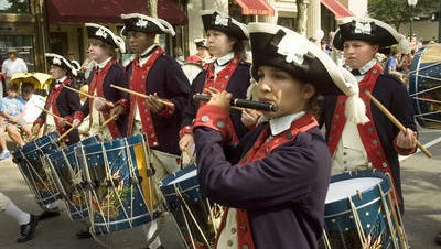 The Plymouth Fife & Drum Corps will appear in this year's Independence Day Parade in Northville on Tuesday, July 4.