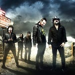 Hellyeah will perform at 8 p.m. Feb. 20 at Inn of the Mountain Gods Resort & Casino, Mescalero, N.M., about two hours from El Paso.