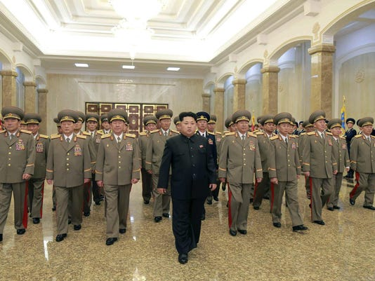 One day after Koreas trade fire at western border