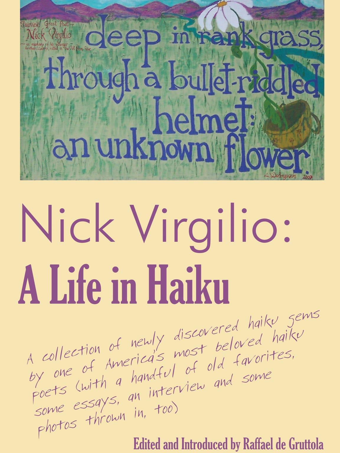 'Nick Virgilio: A Life in Haiku' celebrates the American
