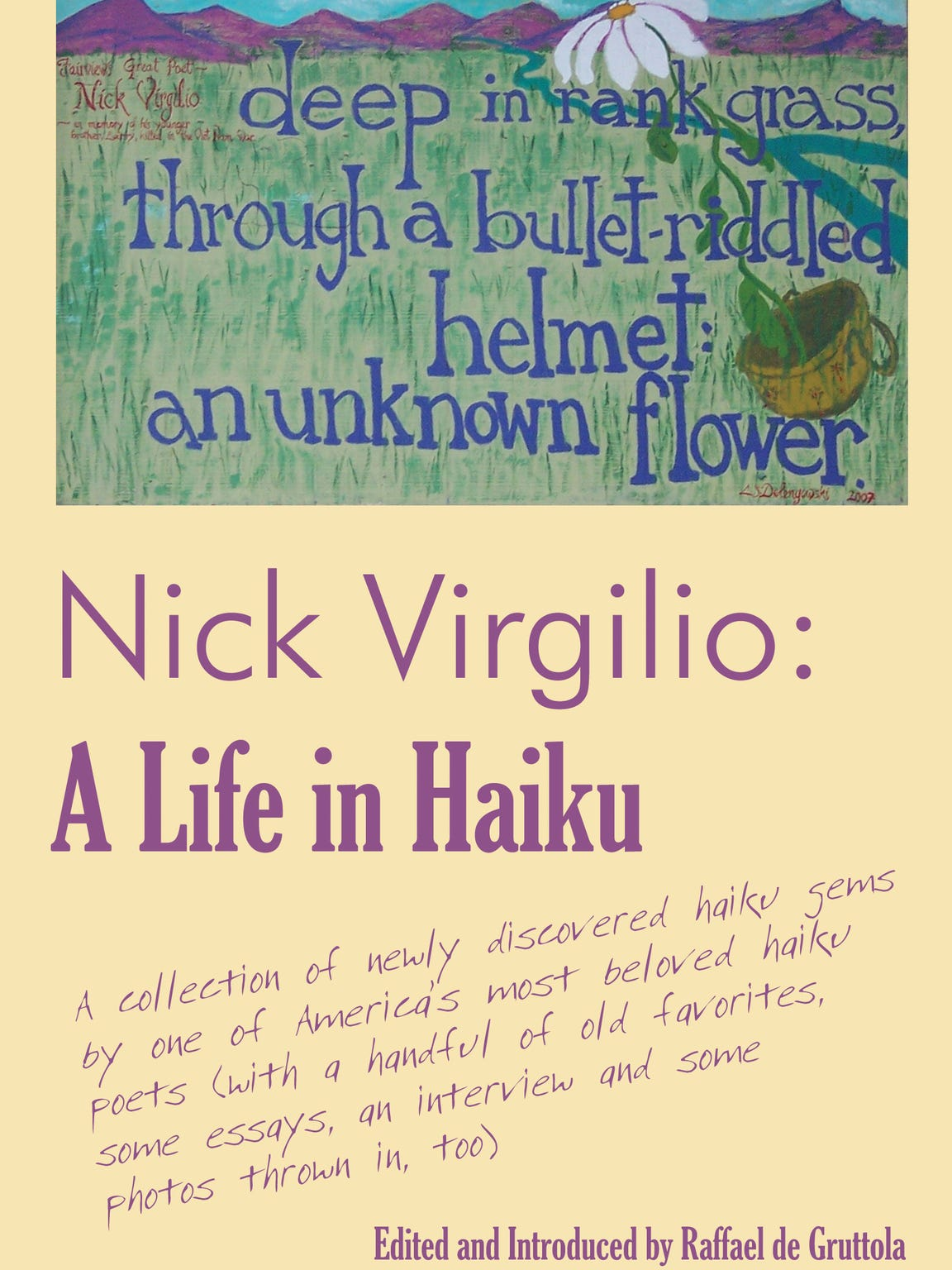 'Nick Virgilio: A Life in Haiku' celebrates the American master of a Japanese art form.