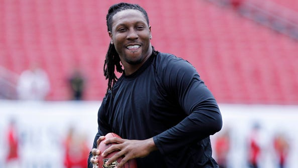 Roddy White played 11 seasons for the Atlanta Falcons.