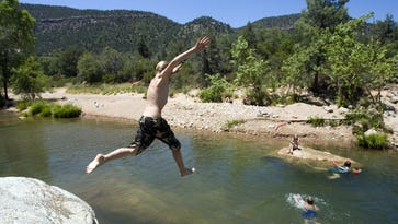 The Mogollon Rim area around Payson offers a lot of recreation options.