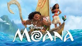 "Enjoy Disney's latest animated feature ""Moana"" at the Fort Pierce Library's movie matinee on Saturday, April 15, at 2 p.m. and other events throughout the month."