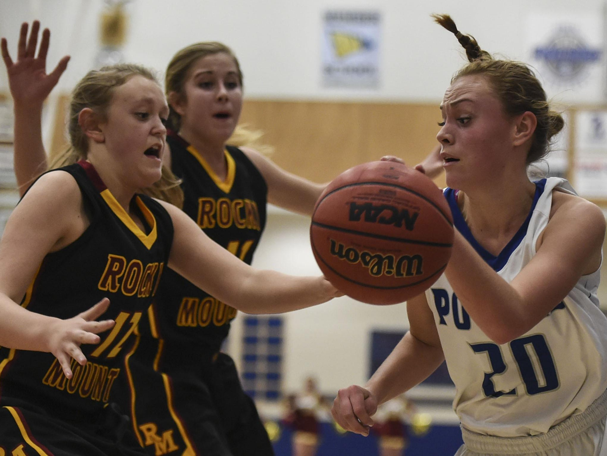 Rocky Mountain is ranked No. 8 in Class 5A and Poudre is No. 9 in the latest AP poll.