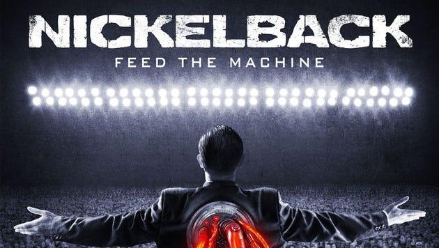 "Nickelback's ""Feed the Machine"""
