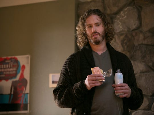 T.J. Miller as Erlich Bachman on HBO's 'Silicon Valley.'