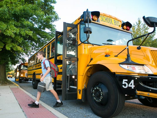 Red Clay Changes Bus Schedules Start Times In Face Of Driver Shortage