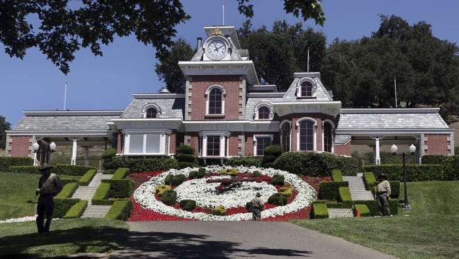 Michael Jackson sold Neverland Ranch before his death in 2009.