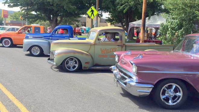 Run to Copper Country saw 153 registered entries over the weekend at Gough Park in Silver City.