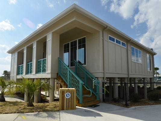 Pensacola Beach Visitors Center to open just before spring break