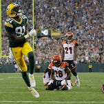 Packers vs. Bengals: Week 3 photos