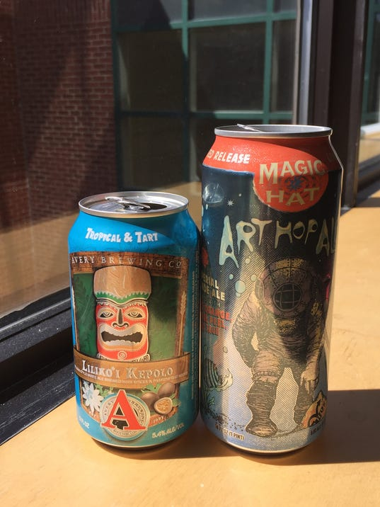 WITF- Art Hop Ale and Liliko'i