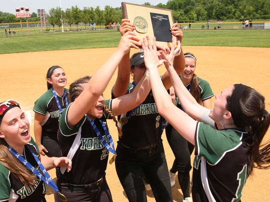 Yorktown defeated John Jay (EF) 1-0 in the Section