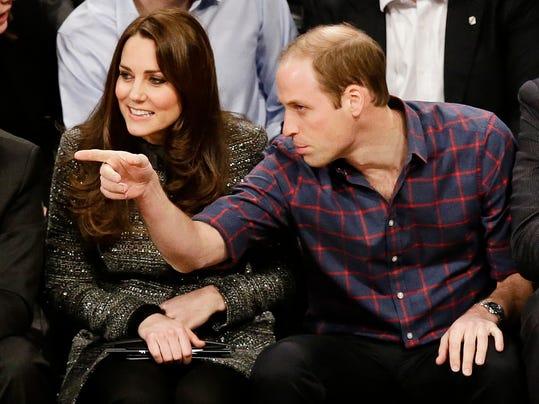 Kate, Duchess of Cambridge, Prince William