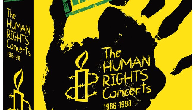 Amnesty International releases a compilation of human rights concerts from 1986-1998.