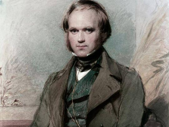 Charles Darwin was 22 when he left for his fateful
