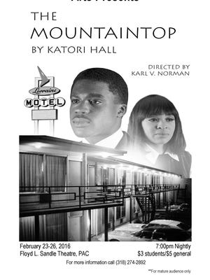 GSU theater presents 'The Mountaintop'