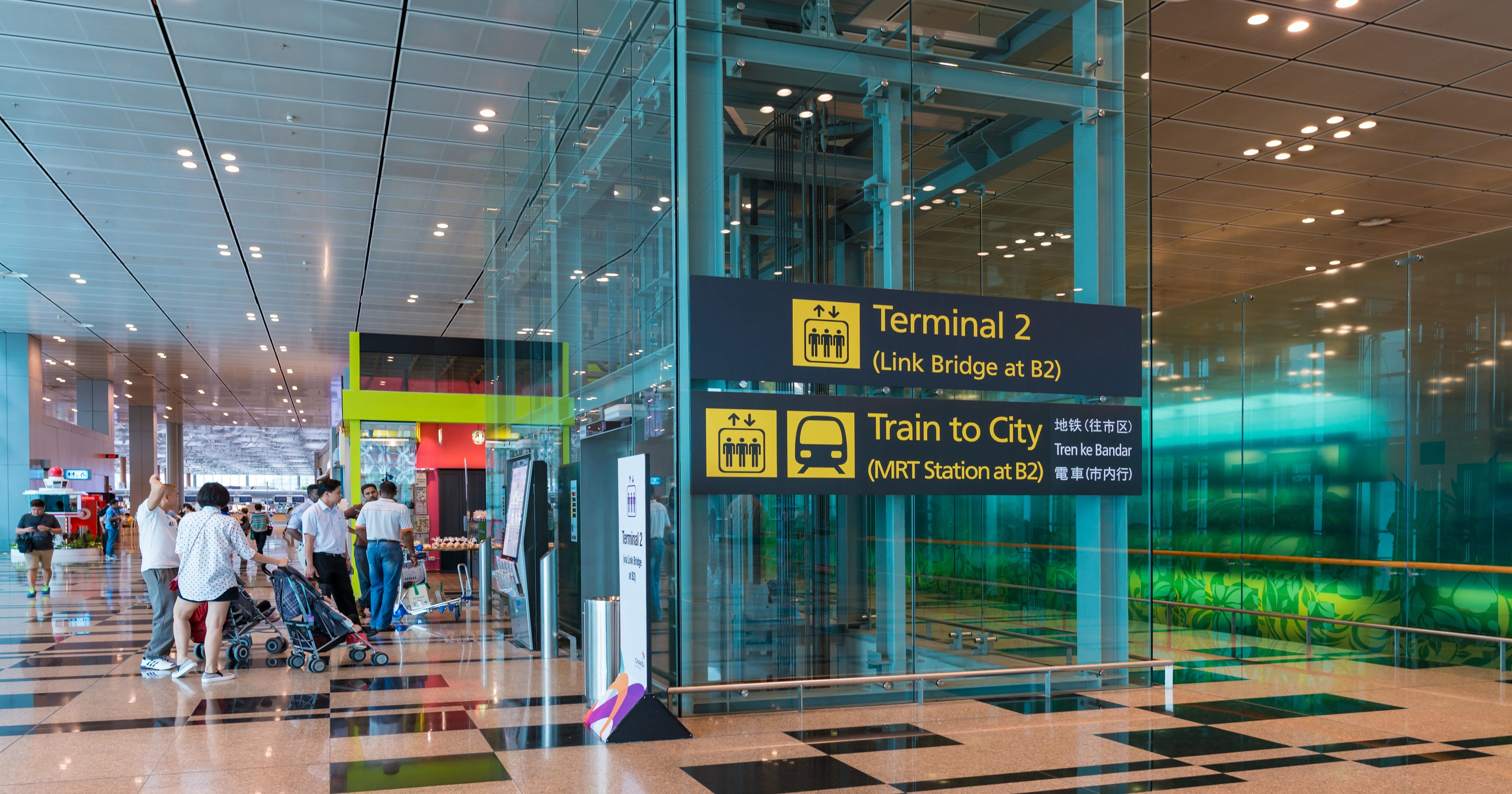 Favorite world airports: Top picks from our travel panel