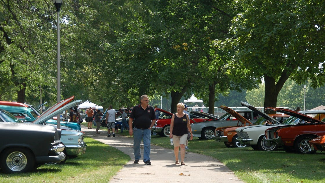 Charity Car Show Set For July 31