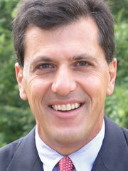 Somerset County Freeholder Mark Caliguire