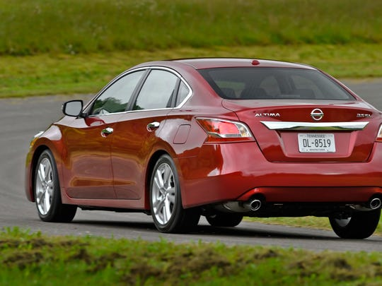 The 2014 Nissan Altima Sedan is available in seven well-equipped models, each equipped with a standard Xtronic CVT (Continuously Variable Transmission).
