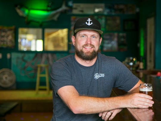 Walt Costello is the owner of Point Ybel Brewing Company.