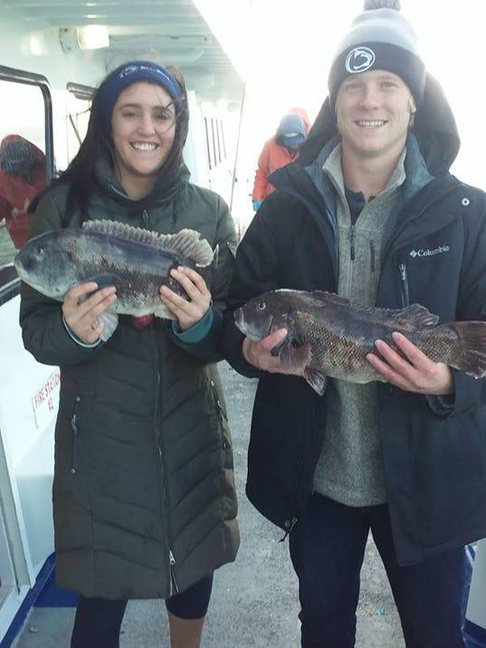 Boats will target blackfish cod and mackerel for Big mohawk fishing boat