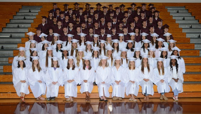 The 2018 graduating class of Owen High School