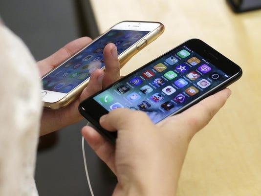 TEC--Getting Rid of Old Phones