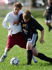 Franklin Road Christian School soccer player Harrison