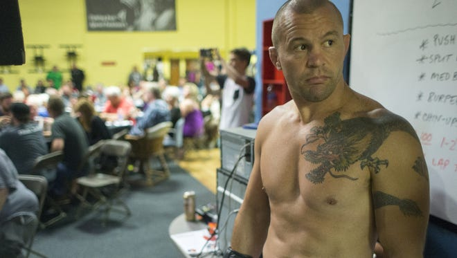 Indianapolis' Chris Lytle was a professional boxer and fought in the UFC. Now he's trying bare-knuckle boxing and pressing Indiana to legalize the sport.