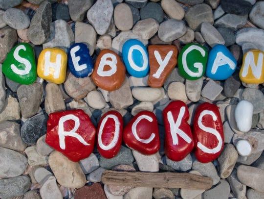 "Banner of the ""Sheboygan Rocks"" Facebook page."