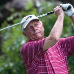 Jack Nicklaus designed the Top of the Rock course south of Branson, and he will be back to test it as a player this week.
