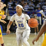 MTSU's Ty Petty leads nation in minutes played per game