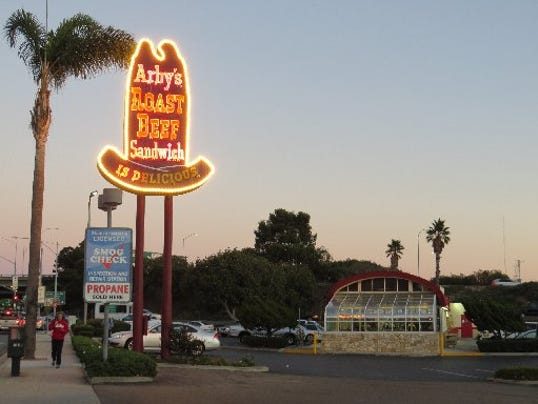 Arby's in midtown Ventura
