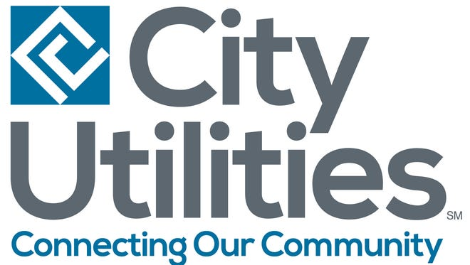 This is the new City Utilities logo and motto.