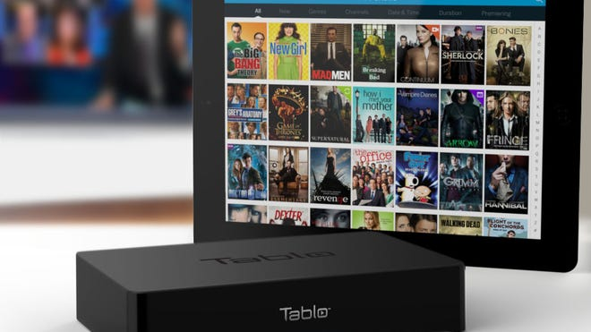 The Tablo DVR connects to your over-the-air antenna and lets you watch and record local TV broadcasts at home and on portable devices.