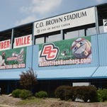C.O. Brown Stadium is home to the Battle Creek Bombers.