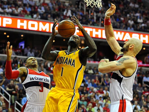 Kravitz: Pacers look like an NBA Finals team again
