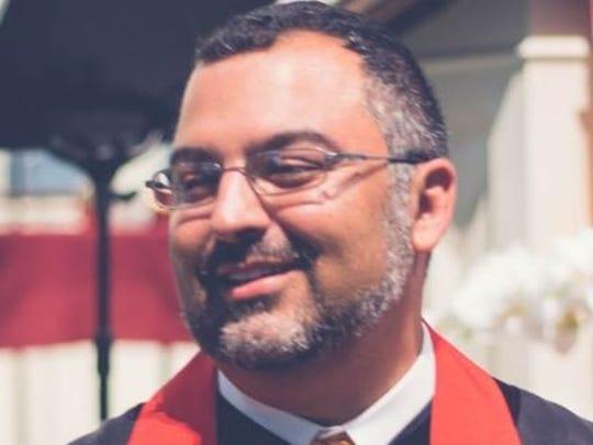 Rev. Joe LaGuardia Pastor First Baptist Church of Vero Beach