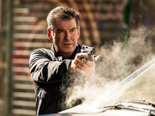 Latest Reviews: 'The November Man'
